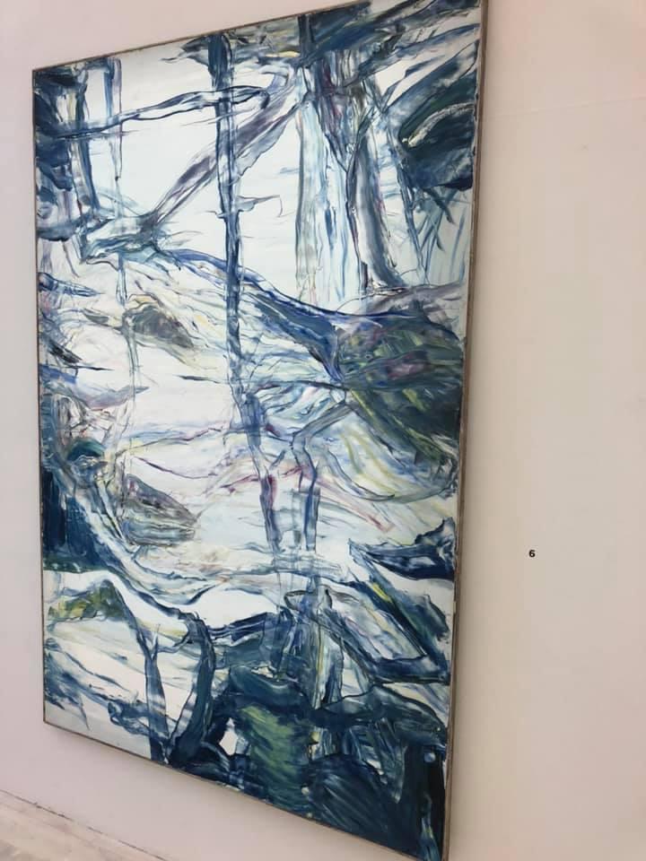 Bengt Olsons utställning. På Kristinehamns konstmuseum
